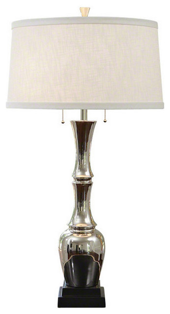 Bambooesque Lamp Asian Table Lamps By Susan Anderson