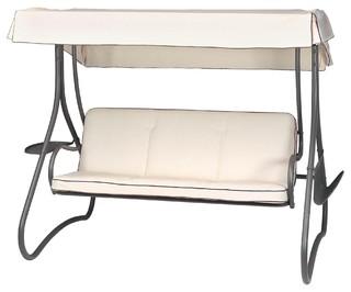 land hollywoodschaukel bauhaus look schaukelstuhl. Black Bedroom Furniture Sets. Home Design Ideas