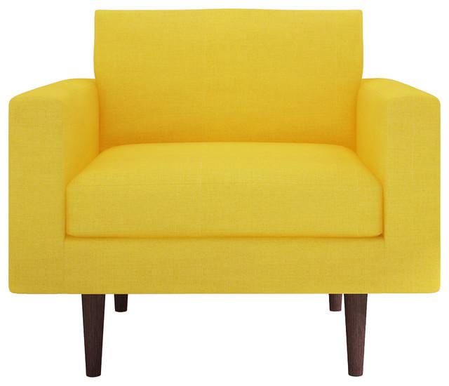 Brady chair belfast gold contempor neo sillones y - Sillones contemporaneos ...