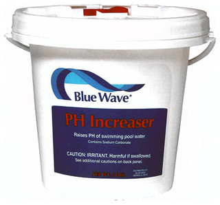 Blue Wave Ph Increaser 5 Lb Traditional Swimming Pool Chemicals Cleaning Tools By