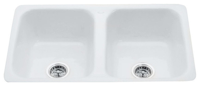 Double Bowl Easy installation No Hole Undermount