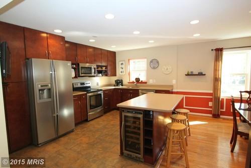 Horrible kitchen cabinet setup for Kitchen layout help
