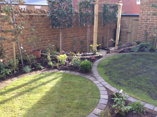 Garden design build middleton cheney oxfordshire for Garden design oxfordshire