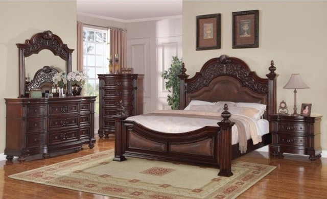 Baronet Poster Bedroom Set