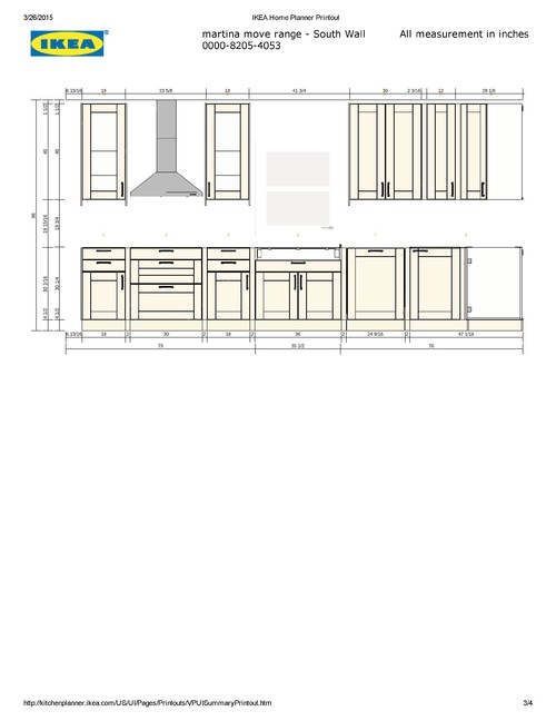 IKEA kitchen design help