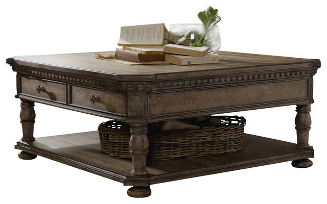 Hooker Furniture Sorella Cocktail Table Traditional