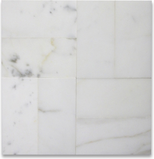 Calacatta Gold Marble Subway Tile : Calacatta gold subway tile polished marble from