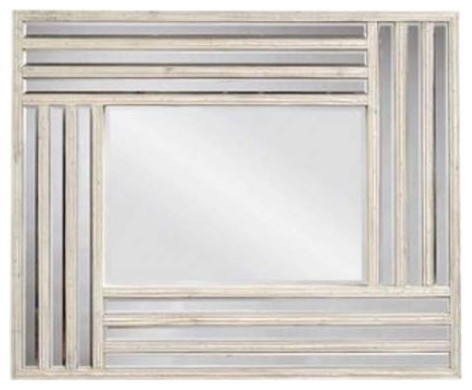 Bassett Mirror Prescott Wall Mirror M3338b