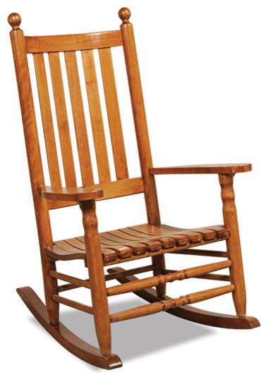 carolina porch rocker - Contemporary - Rocking Chairs - by Thos. Baker
