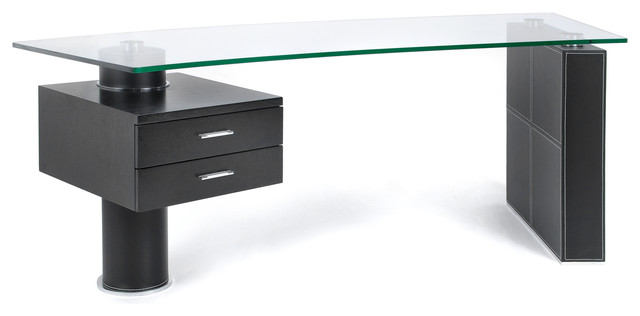 Trapeze desk - Modern - Desks And Hutches - los angeles - by ...