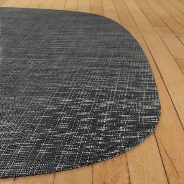 Abstract Lounge Weave Floor Mat Modern Door Mats