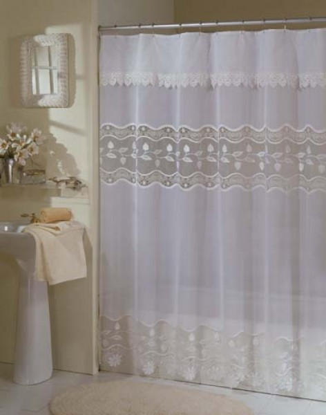 seville shower curtain contemporary shower curtains