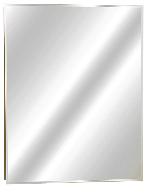 Zenith Frameless Medicine Cabinet - Contemporary - Medicine Cabinets - by JENSEN-BYRD CO INC