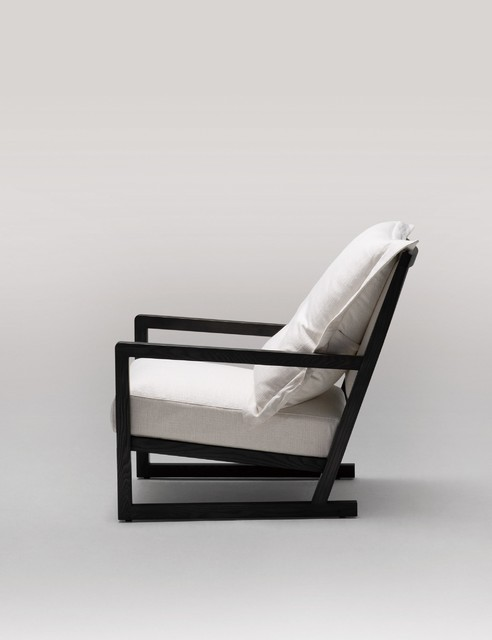 Simon Lounge Chair Contemporary Armchairs And Accent Chairs Sydney By