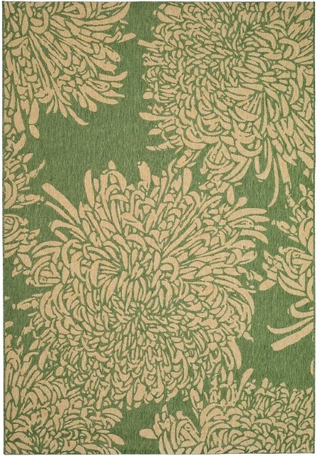 Contemporary martha stewart hallway runner 2 39 7 x5 39 runner for Contemporary runner rugs for hallway
