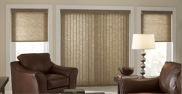 Family Room Inspiration Vertical Blinds other metro by 3 Day
