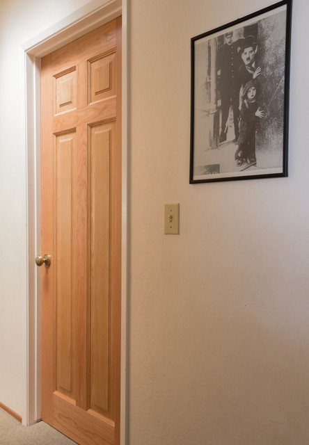 Cherry Wood Doors - Traditional - san francisco - by ...