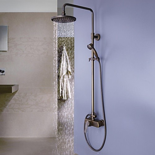 Shower Faucets Traditional Tub And Shower Faucet Sets New York By Fau