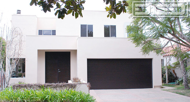 system project modern shed los angeles by dynamic garage door