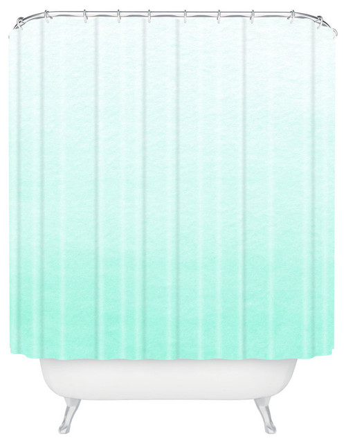 sea foam shower curtain contemporary shower curtains