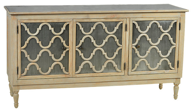 Dunmore Large Sideboard - Transitional - Buffets And Sideboards - by SmartFurniture