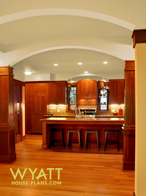 Do you want space above your kitchen cabinets - What to do with the space above kitchen cabinets ...