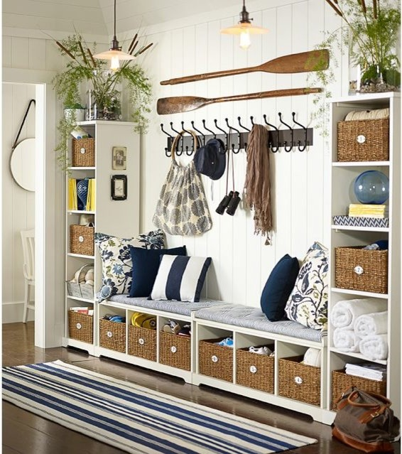 Samantha Entryway Components - Contemporary - Storage And Organization ...