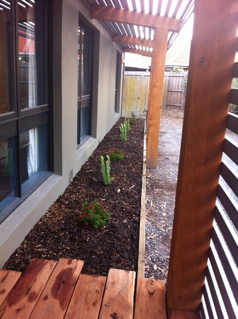 Ferntree Gully Home Industrial Exterior Melbourne