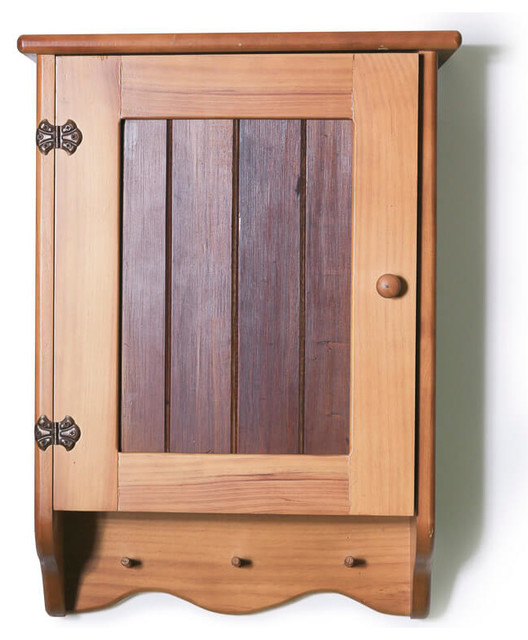 Wooden bathroom wall cabinet with timber front panel country bathroom cabinets and shelves Wooden bathroom furniture cabinets