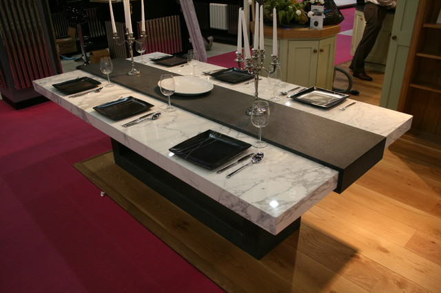 stone table for grand designs show contemporary dining slate stone laminate dining room tables buy laminate