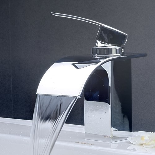 Modern Bathroom Sink Faucet