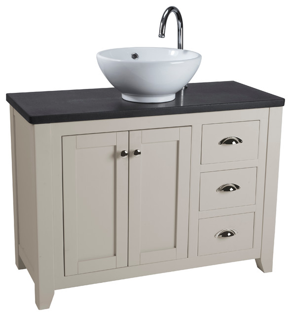 Marlborough 100mm Freestanding Basin Unit Country