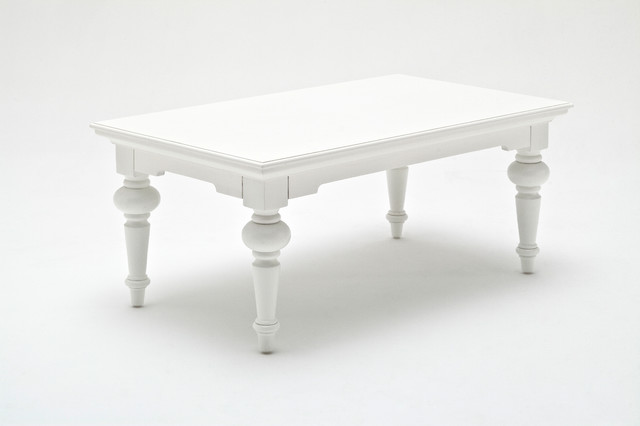 Provence Rectangle Coffee Table Beach Style Coffee Tables Brisbane By Interior Solutions