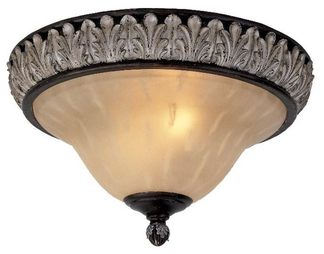 Josephina 4 Light Flush Mount Crystal Chandelier Chrome And White Shade