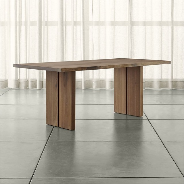 Dakota 77 Dining Table Contemporary Dining Tables By Crate