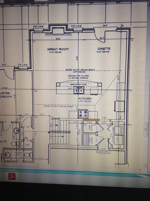Open Concept New House Kitchen Living Dinning Ideas 22 X