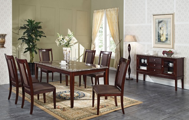 acme furniture camelot dining room collection