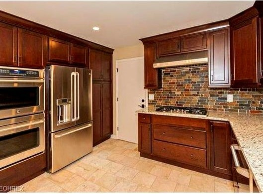 Kitchen Renovations Traditional Cleveland