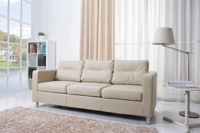 Gold sparrow detroit sand sofa contemporary sofas by for Detroit sofa company