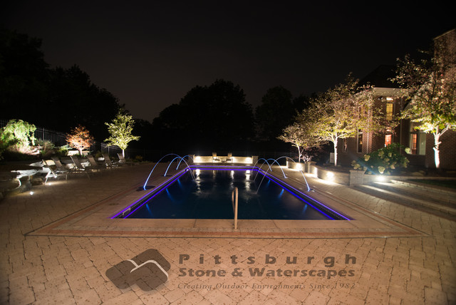 Pittsburgh pool designs other metro di pittsburgh for Pool design mcmurray pa