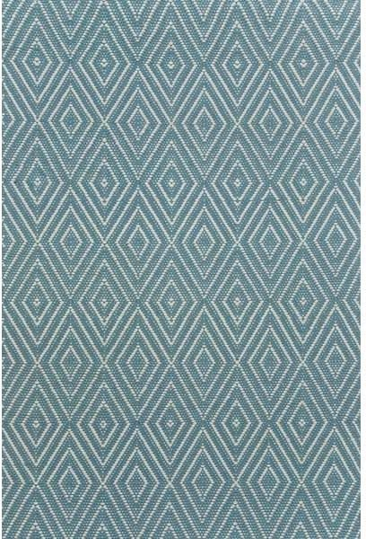OutdoorTeppich Diamond graublau  Contemporary  Outdoor