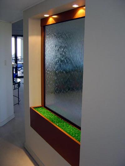Indoor custom water feature ideas   fontane per interni ...