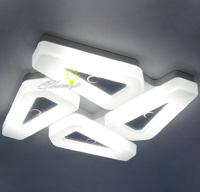 Triangle Shape Recessed Lghting