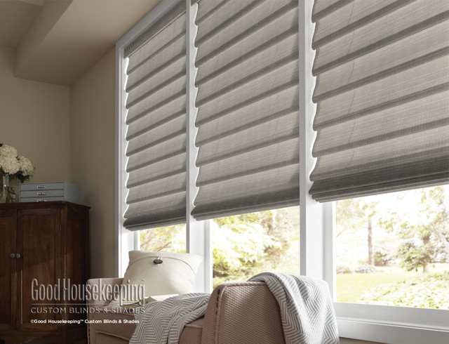 Good housekeeping blinds and shades contemporary for Blinds for modern homes