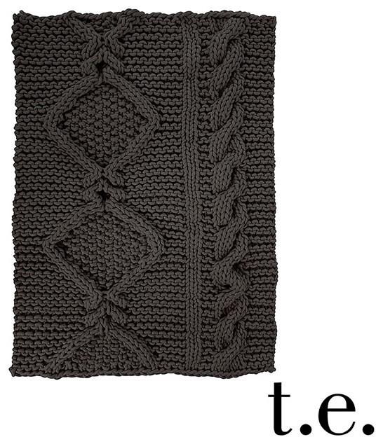 Aran rug gray thomas eyck modern rugs los angeles for Modern rugs los angeles