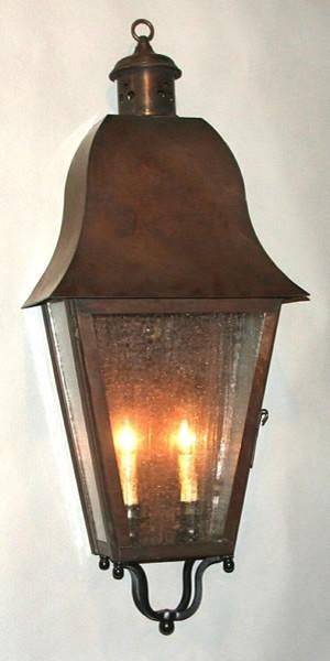 External Wall Lights Traditional : Outdoor lighting - Traditional - Outdoor Wall Lights - philadelphia - by Copper Lantern Lighting