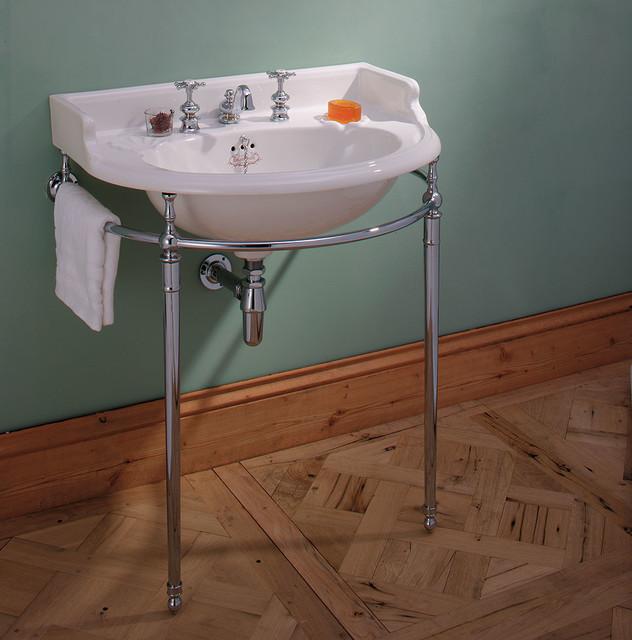 the kinloch wash hand basin traditional bathroom sinks