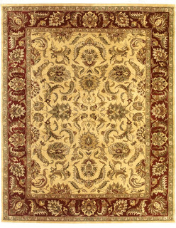 AminCo Clearance Rug, Beige, 10'x14' - Traditional - Area Rugs - by Rugs Done Right