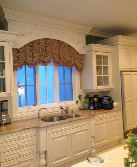 Window Treatments: Arched, Shirred, Window Treatment