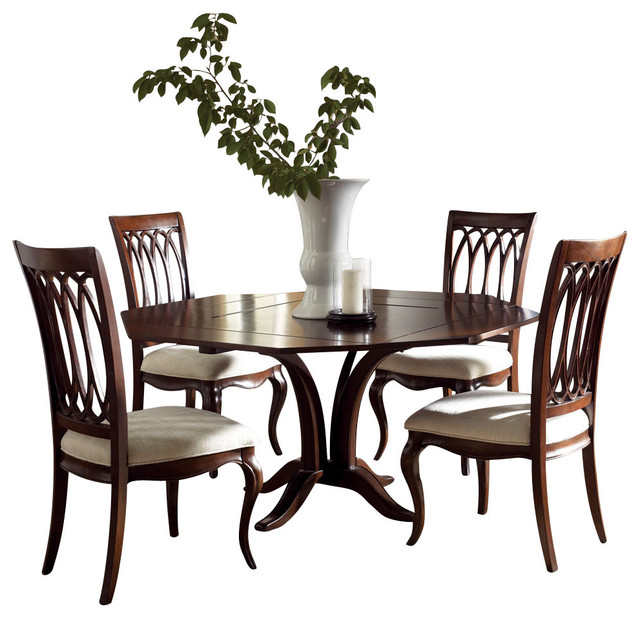 American Drew Cherry Grove NG 5 Piece Square Dining Room